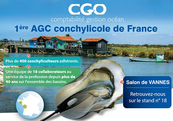 CGO Service conchyliculture